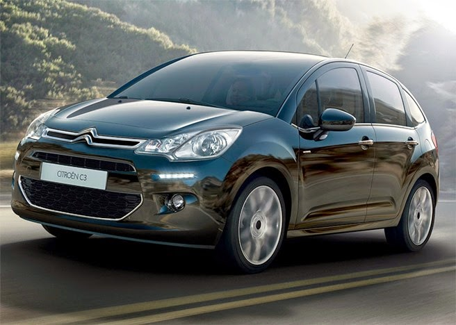 Citroen C3 2015 fotos hatch