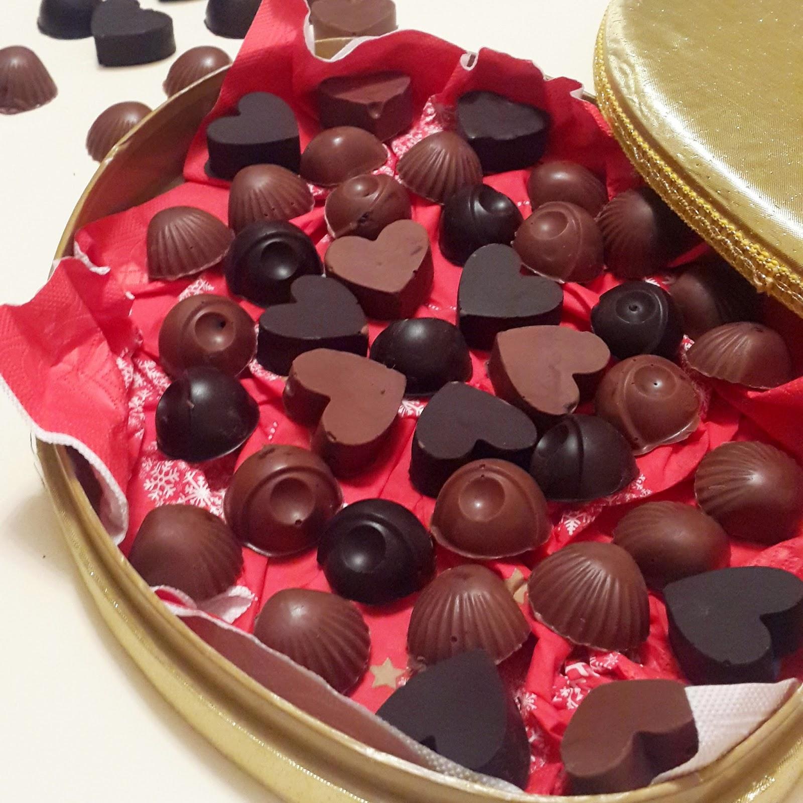 Evde Bayram Çikolatası Nasıl Yapılır