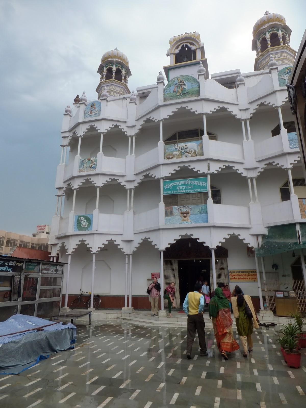 храм Вриндавана