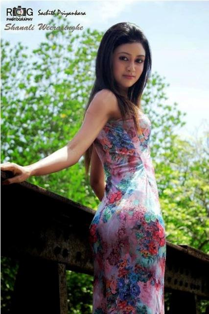 Sri Lankan Actress Shanali Weerasinghe Hot Pictures Sri