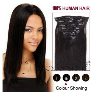 http://www.cchairextensions.com/18-inch-natural-black1b-clip-in-hair-extensions-120g-p-1251.html