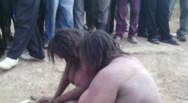 naked pix of nigerian girls that was stripped