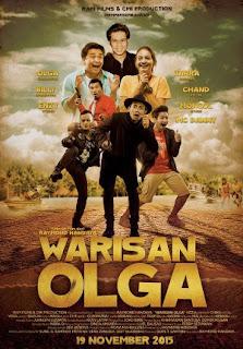 Warisan Olga ( 2015 )