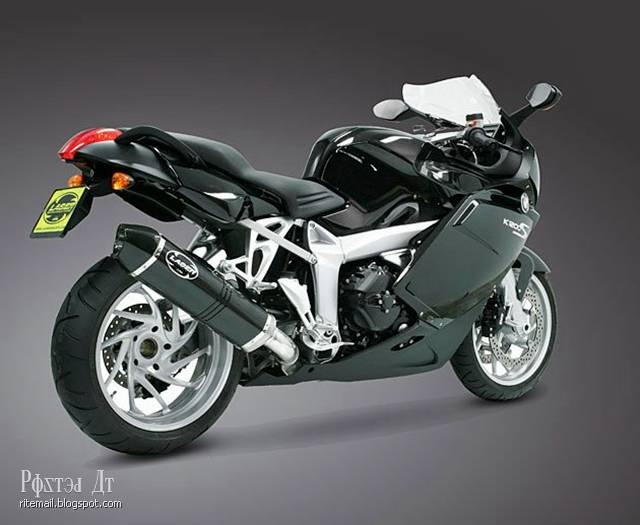 "Motor bike capacity 167 horsepower provides to disperse hundreds of 2.8 seconds. In addition, the model has excellent handling on the road: low center of gravity can literally ""go"" in the turns, and electronic suspension adjustment and anti-lock system increases smoothness."