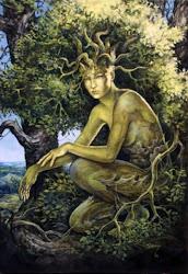 deuses das árvores