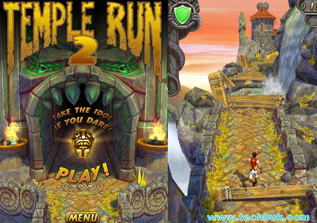 temple run for computer