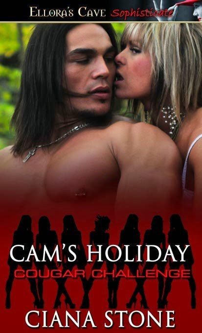 Cam's Holiday by Ciana Stone