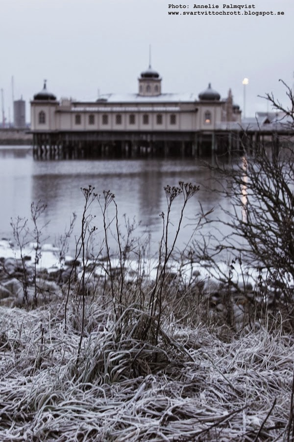 varberg, vinter, frost, kallbadhuset, vinterbild, vinterbilder,