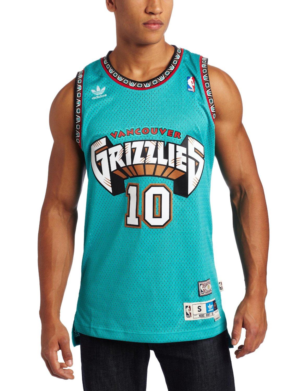 Memphis Grizzlies Mike Bibby Swingman Jersey Turquoise