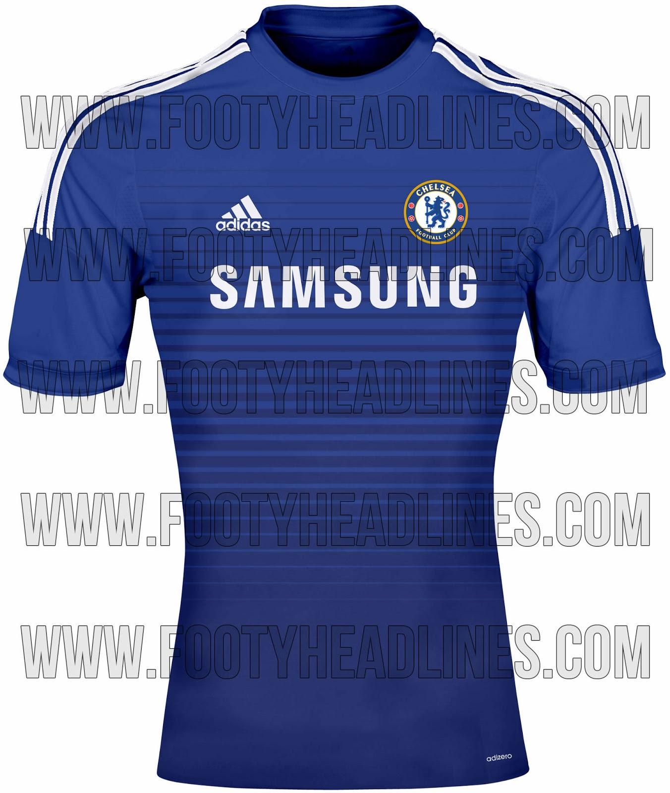 Chelsea 2014 15 Away Kit