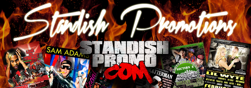 #StandishPromotions - #1 Source For Promo