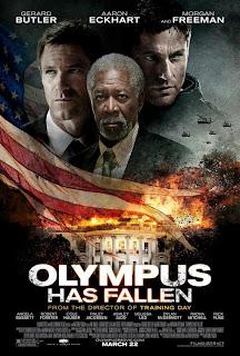 Objetivo: La Casa Blanca (Olimpo bajo fuego / Olympus Has Fallen) 2013