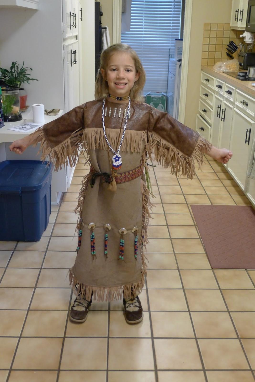 Sacagawea Costume