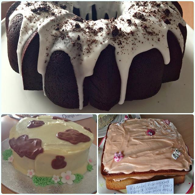 Clandestine Cake Club Bolton - E I E I O