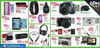 Walmart Black Friday Ad 2015 Page 6-7