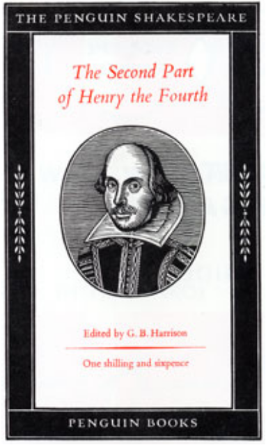 henry the fourth by william shakespeare essay Home shakespeare, william the second part of king henry the fourth this copy of second part of king henry the fourth (the pelican shakespeare.