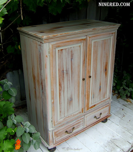Charmant How To Color Wash Furniture