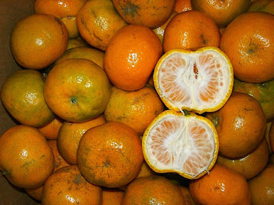 benefits of oranges for hair and skin
