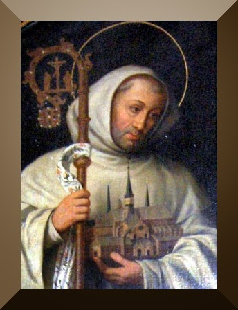 Saint Bernard of Clairvaux