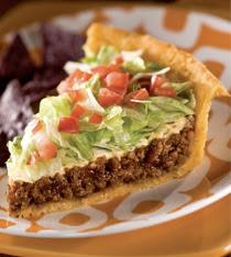 Gerçek Taco Pie Tarifi