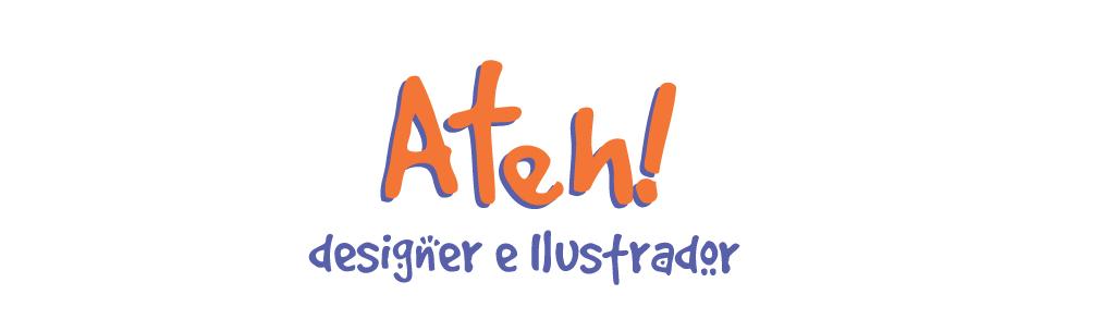 Rodrigo Ateh - Design e Ilustração