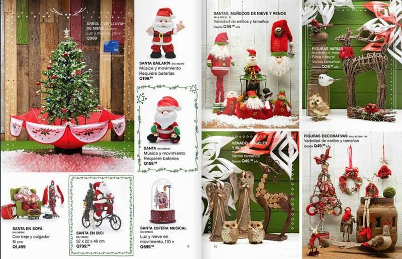 adornos de navidad 2014 cemaco
