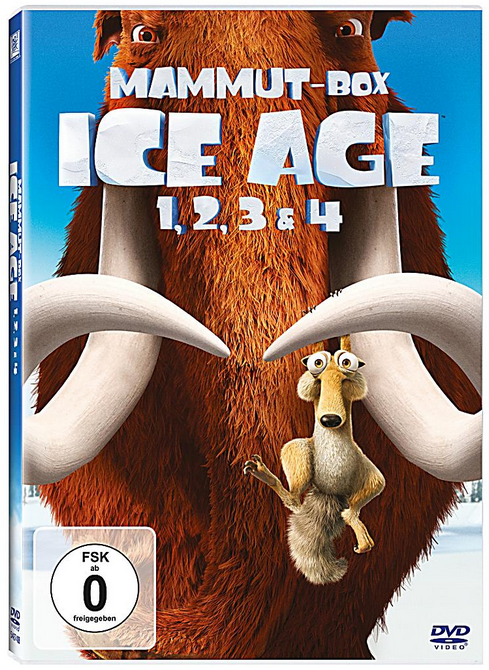 Familienfunk Filmtipp Ice Age