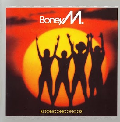BONEY M. – (1981) BOONOONOONOOS