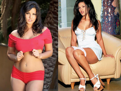 Sunny Leone Canadian Model Wallpaper