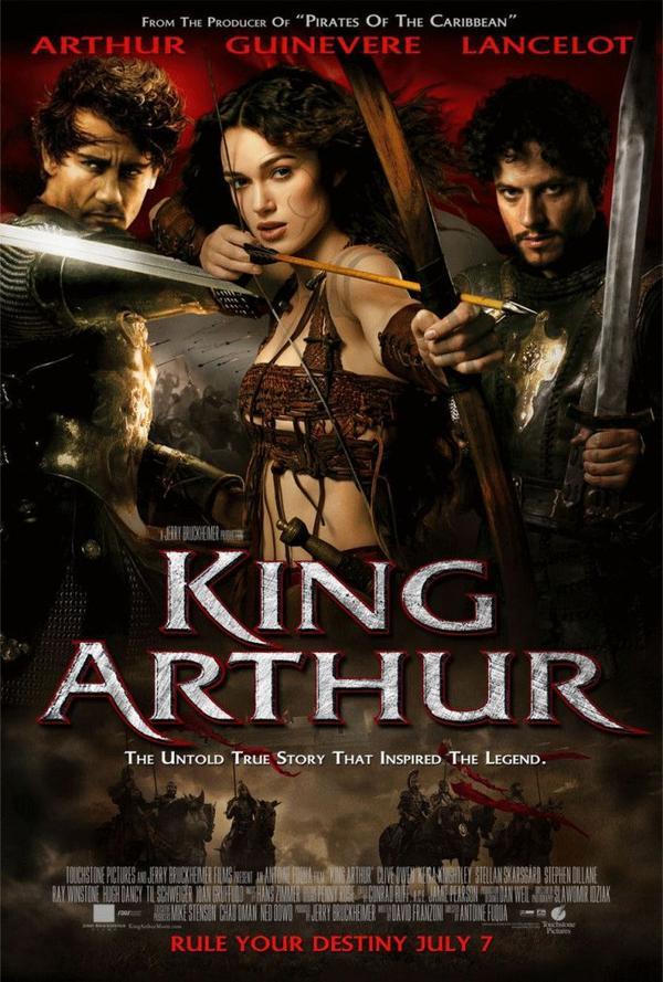 Vua Arthur - King Arthur - 2004