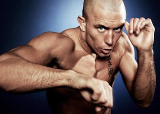 Georges St. Pierre image