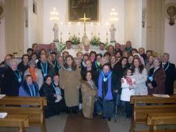 """4 ottobre 2011: Il Vescovo ausiliare di Roma - approva lo statuto """"ad experimentum"""" per cinque anni"""