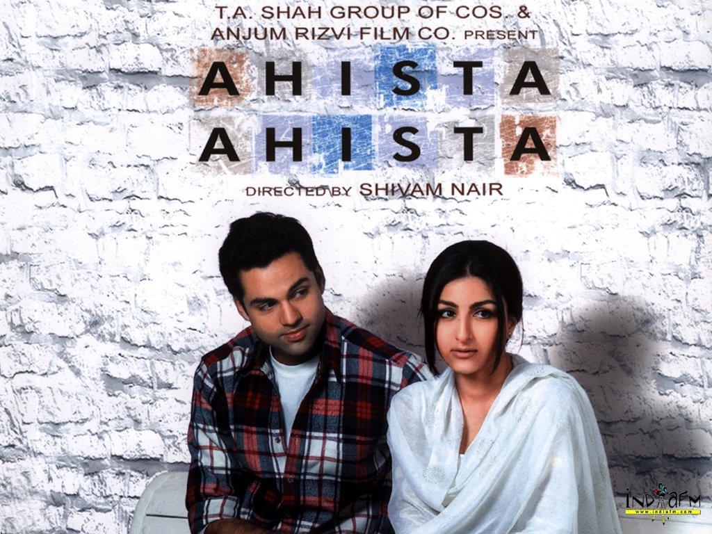 the gallery for gt ahista ahista