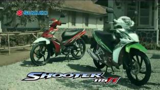 Suzuki Shooter 115 Fi, Bebek Injeksi Pertama Entry Level