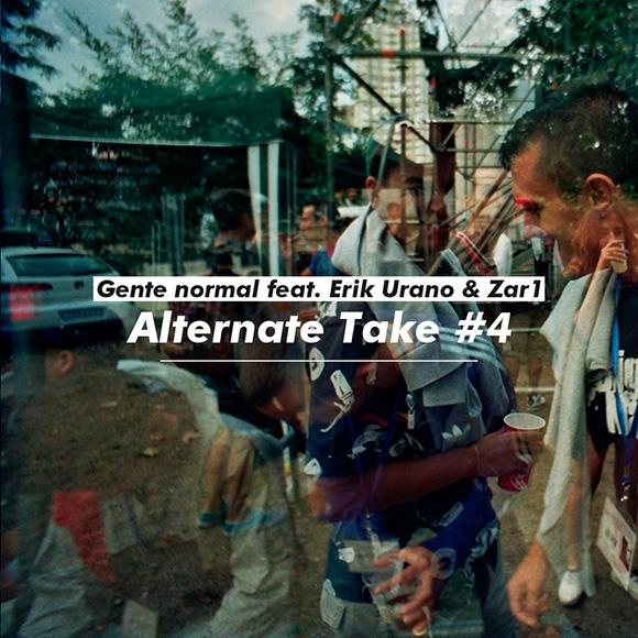 Agorazein - Gente normal feat. Erik Urano & Zar1