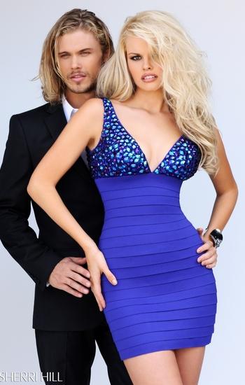 Moda en vestidos de fiesta para cóctel
