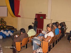 Participantes del Foro sobre Contraloría Social