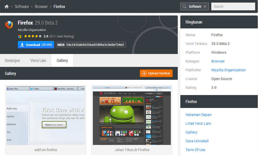 free download mozilla firefox jalan tikus   illconfirmed