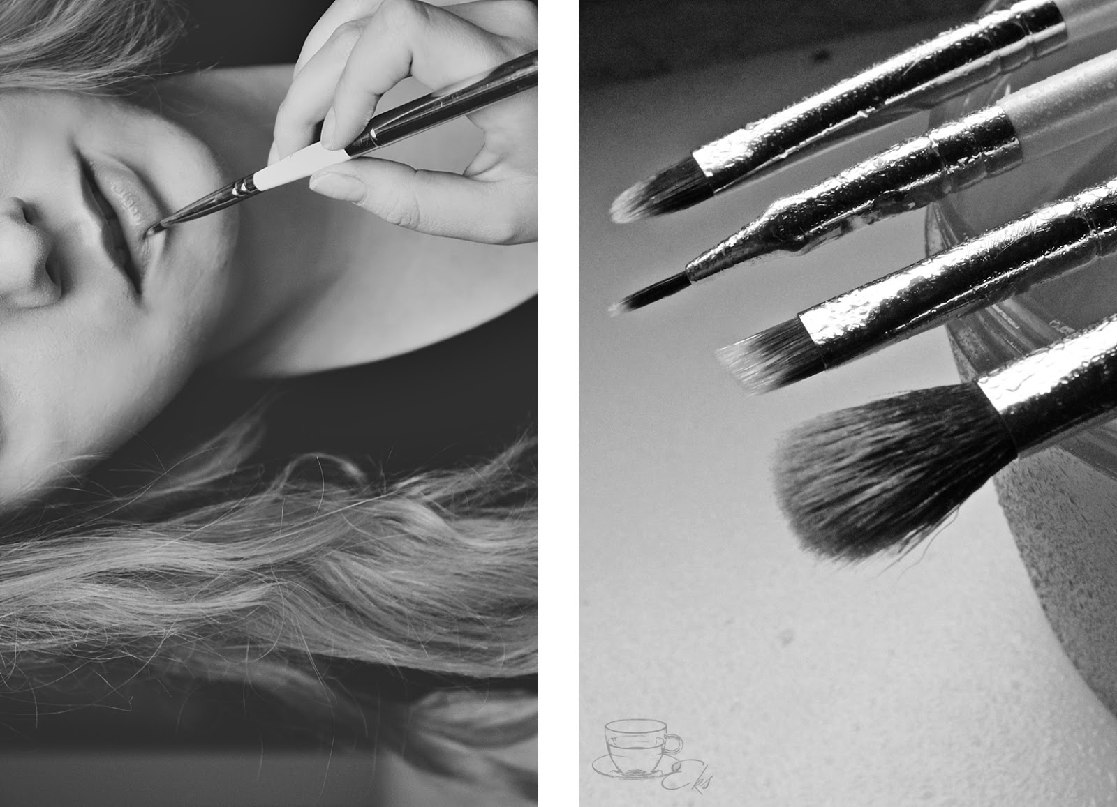 Nanshy brushes - pędzlelki Nanshy