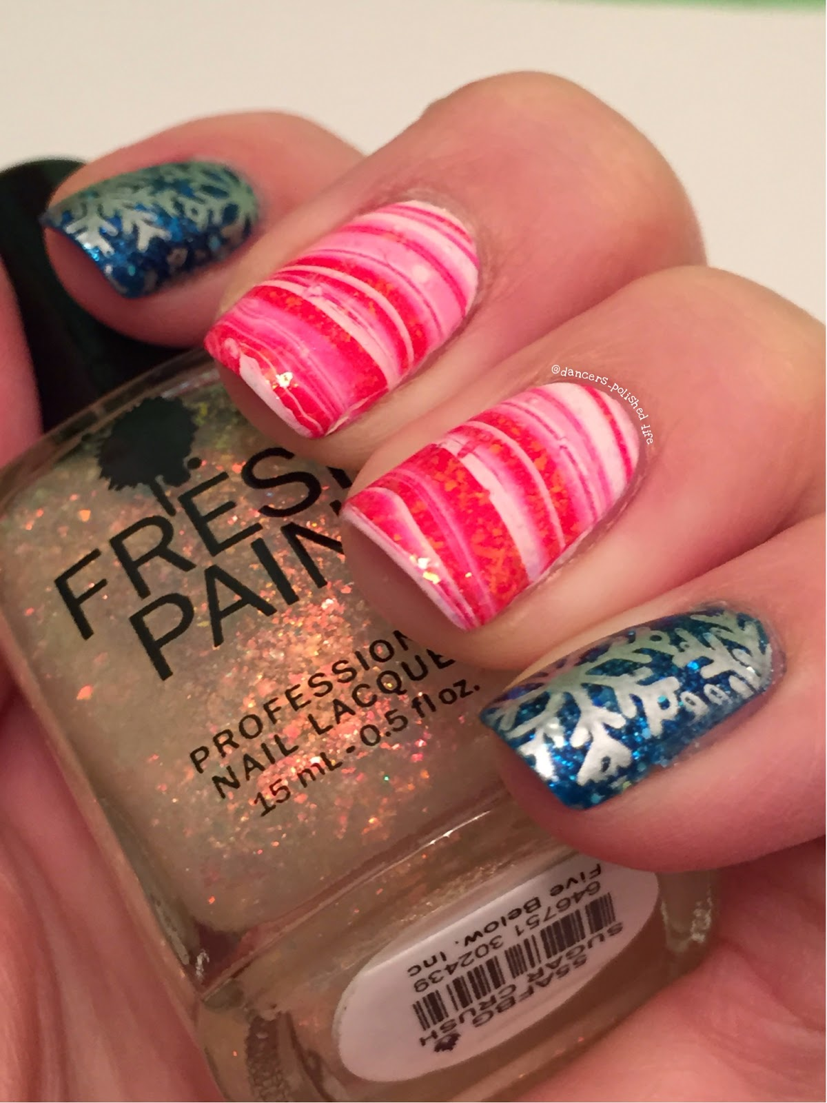 fresh-paint-flakies