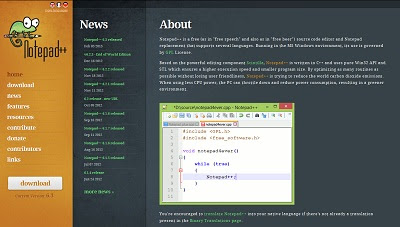 Notepad++, Text Editors and Tool