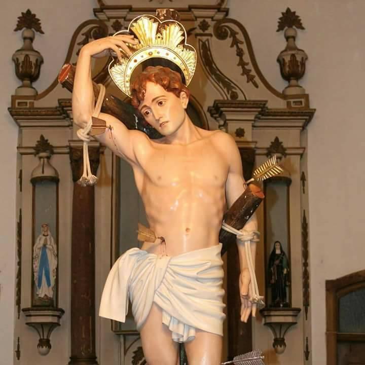 Comissão de Festas Mártir S. Sebastião Alfândega da Fé 16-17