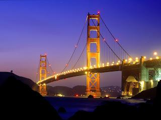 Golden Gate Bridge From Baker Beach, San Francisco, California HQ Wallpaper