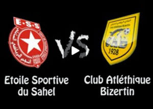 Etoile S. Sahel 1 - 0 Club Bizertin #Resume Sport