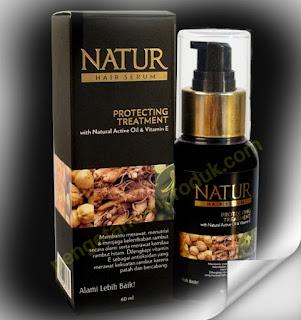 Harga Natur Hair Serum Terbaru Bulan Ini