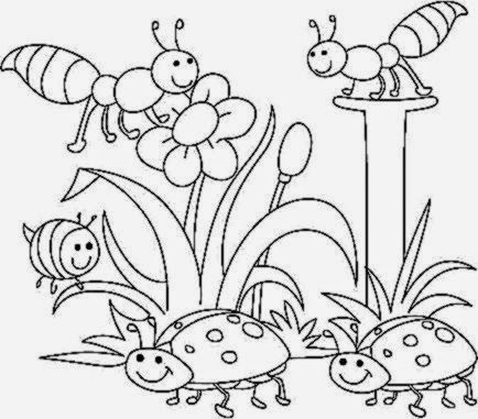 free spring coloring pages coloring pages printable - Spring Coloring Pages Printable