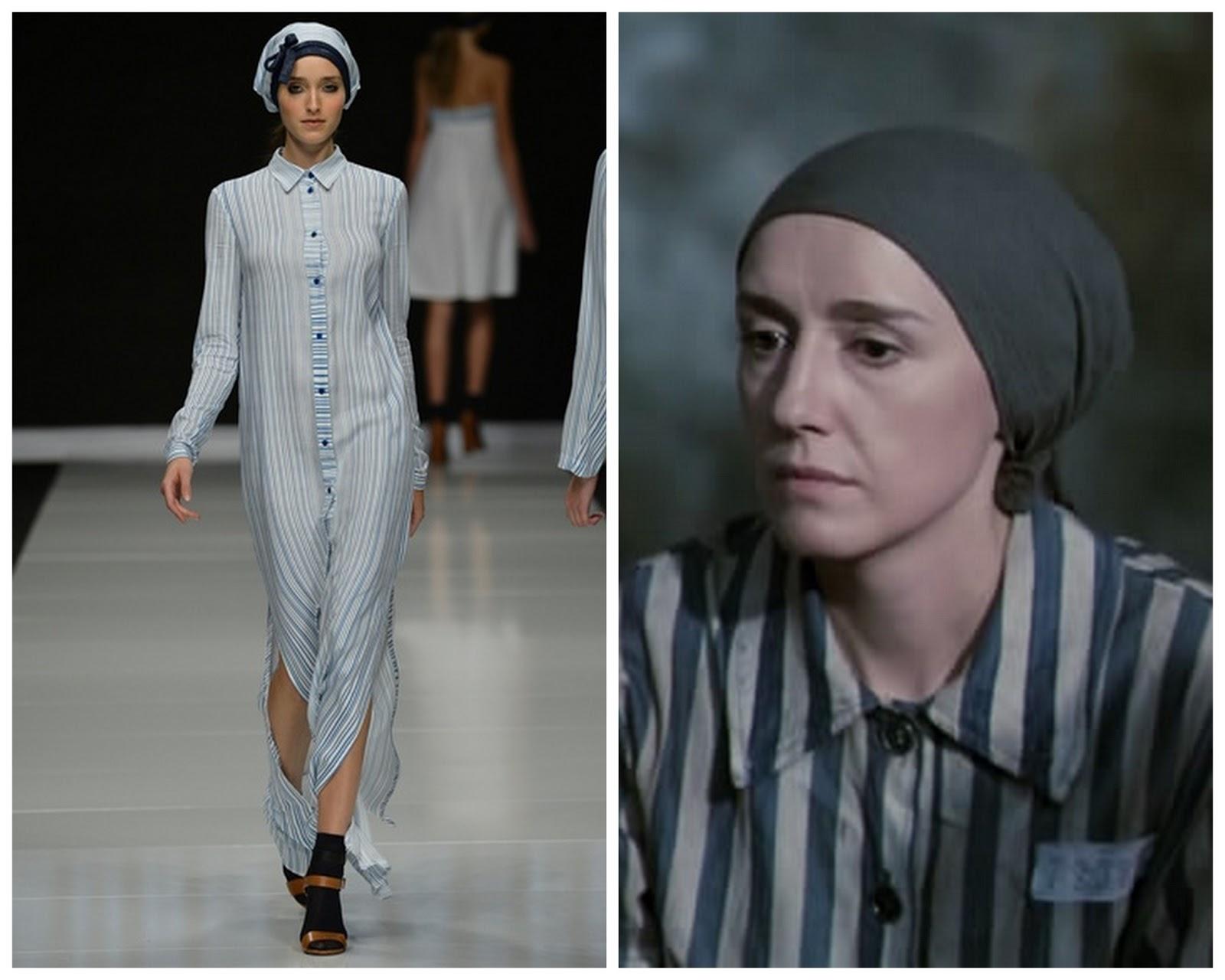 Тюремная одежда женская колония