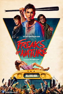 Watch Freaks of Nature (2015) movie free online