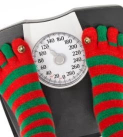 Christmas HCG Diet Weight Loss