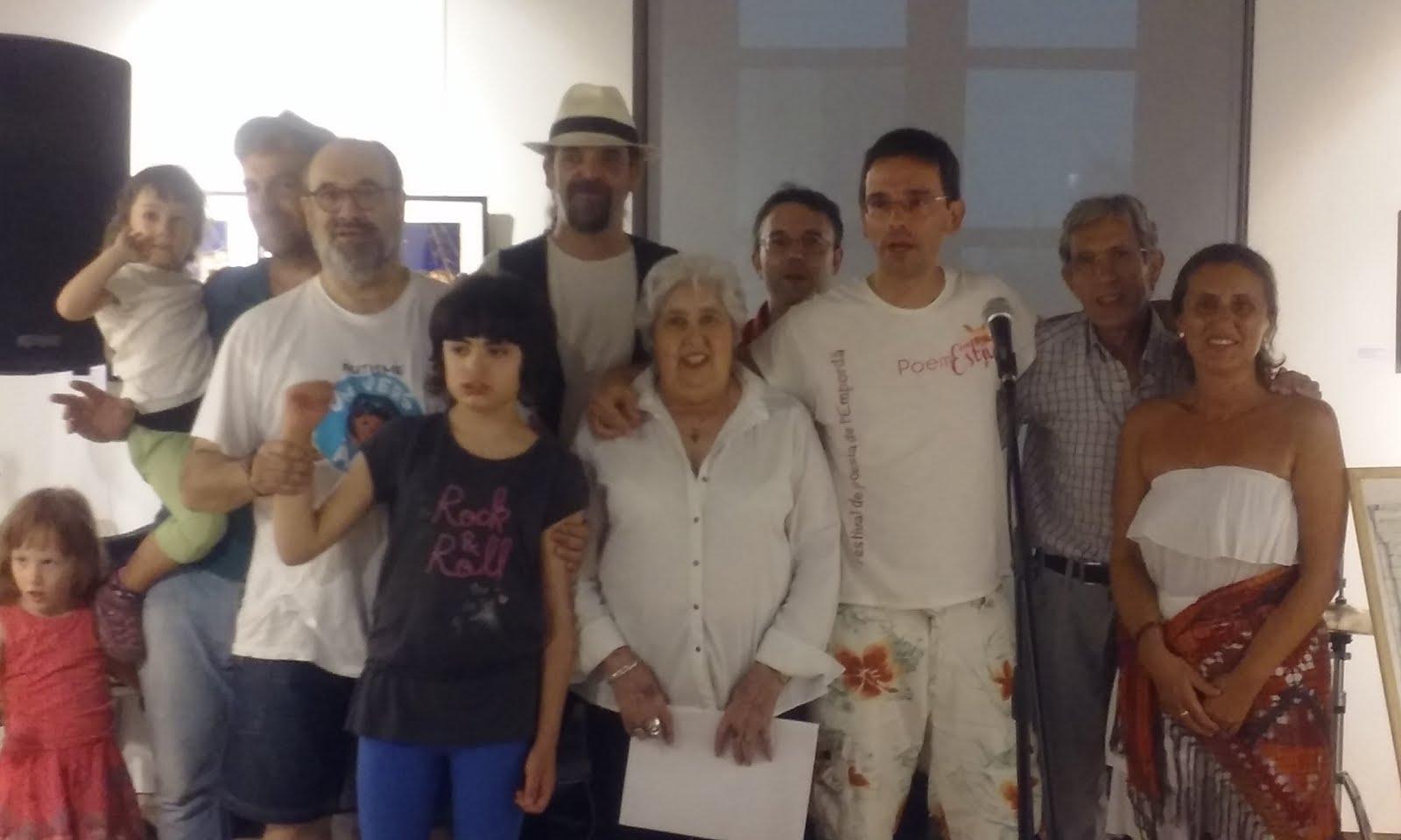 Poemestiu 2015 Eco-Museu la Farinera Castelló d'Empúries